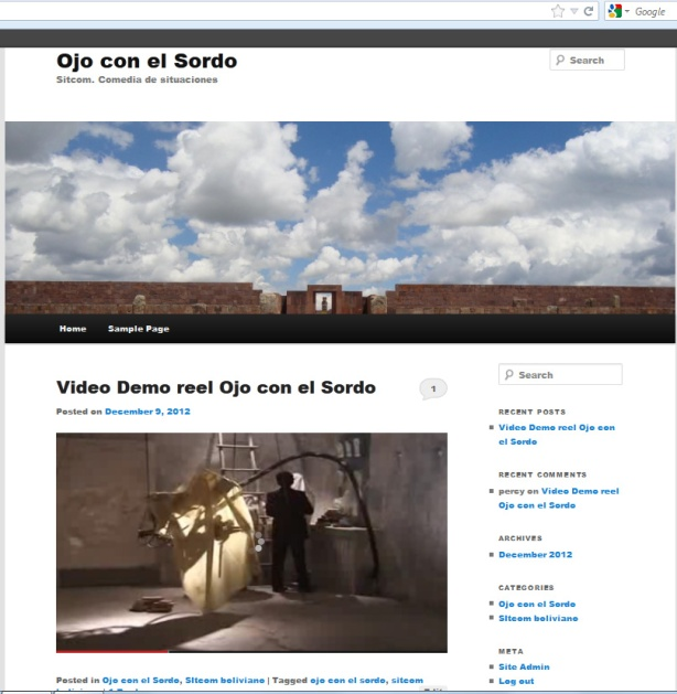 mi pagina web